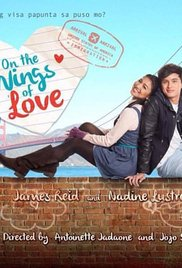 On the Wings of Love (2015) cover