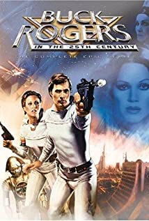 Buck Rogers in the 25th Century (1979) cover
