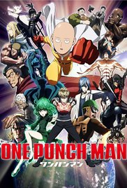 One Punch Man: Wanpanman (2015) cover