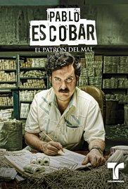 Pablo Escobar: El Patrón del Mal (2012) cover