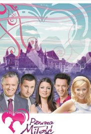 Pierwsza milosc (2004) cover