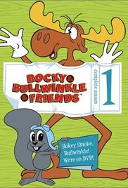 Rocky and His Friends (1959) cover
