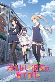 Saenai Heroine No Sodatekata 2015 poster