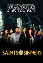 Saints & Sinners 2016 poster