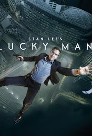 Stan Lee's Lucky Man (2016) cover