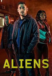 The Aliens (2016) cover