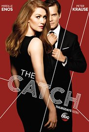 The Catch (2016) cover