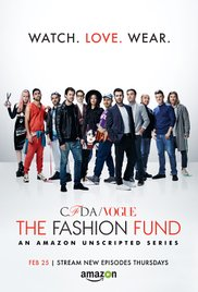 The Fashion Fund 2014 poster