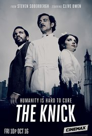 The Knick (2014) cover