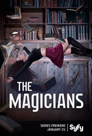 The Magicians (2015) cover