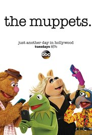 The Muppets. (2015) cover