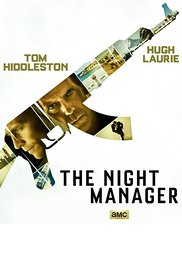 The Night Manager (2016) cover