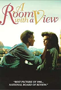 A Room with a View (1985) cover