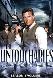 The Untouchables (1959) cover