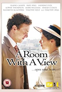 A Room with a View (2007) cover