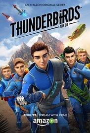 Thunderbirds Are Go (2015) cover