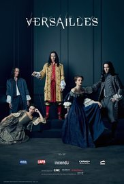 Versailles (2015) cover