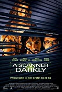 A Scanner Darkly (2006) cover