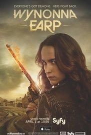 Wynonna Earp (2016) cover
