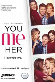 You Me Her 2016 poster