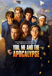 You, Me and the Apocalypse 2015 poster