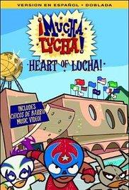 ¡Mucha Lucha! (2001) cover