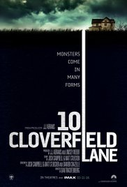 10 Cloverfield Lane (2016) cover