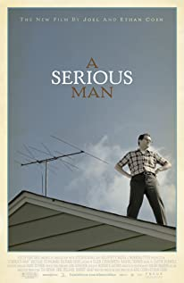 A Serious Man (2009) cover