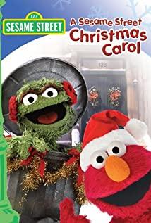 A Sesame Street Christmas Carol (2006) cover