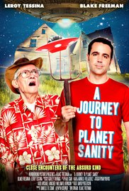 A Journey to Planet Sanity (2013) cover