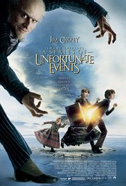 A Series of Unfortunate Events 2004 poster