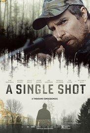 A Single Shot (2013) cover