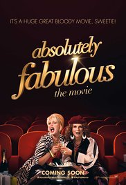 Absolutely Fabulous: The Movie (2016) cover