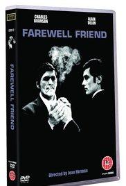 Adieu l'ami (1968) cover