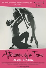 Afternoon of a Faun: Tanaquil Le Clercq (2013) cover