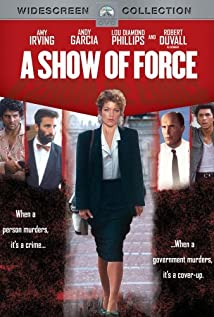 A Show of Force (1990) cover