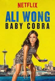 Ali Wong: Baby Cobra (2016) cover