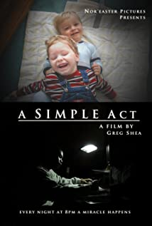 A Simple Act (2011) cover