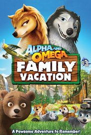Alpha and Omega: Family Vacation 2015 poster