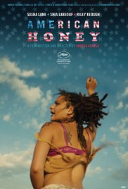 American Honey 2016 poster