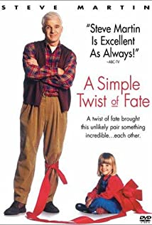 A Simple Twist of Fate 1994 poster