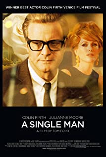 A Single Man (2009) cover