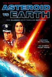 Asteroid vs Earth (2014) cover