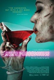 Ava's Possessions 2015 poster
