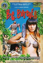 B.C. Butcher 2016 poster