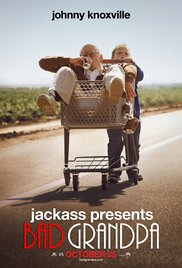 Bad Grandpa 2013 poster