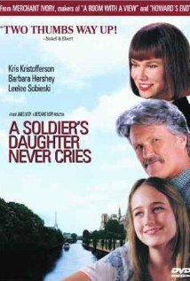 A Soldier's Daughter Never Cries (1998) cover