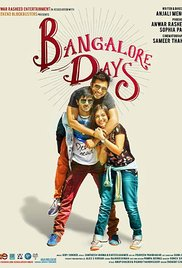 Bangalore Days (2014) cover