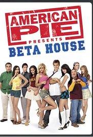 Beta House 2007 poster