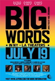 Big Words (2013) cover
